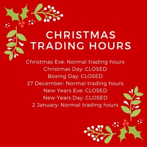 Noci christmas trading hours